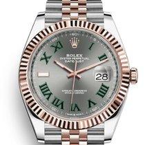 Rolex Datejust II Gold/Steel 41mm Grey No numerals United States of America, New Jersey, Totowa