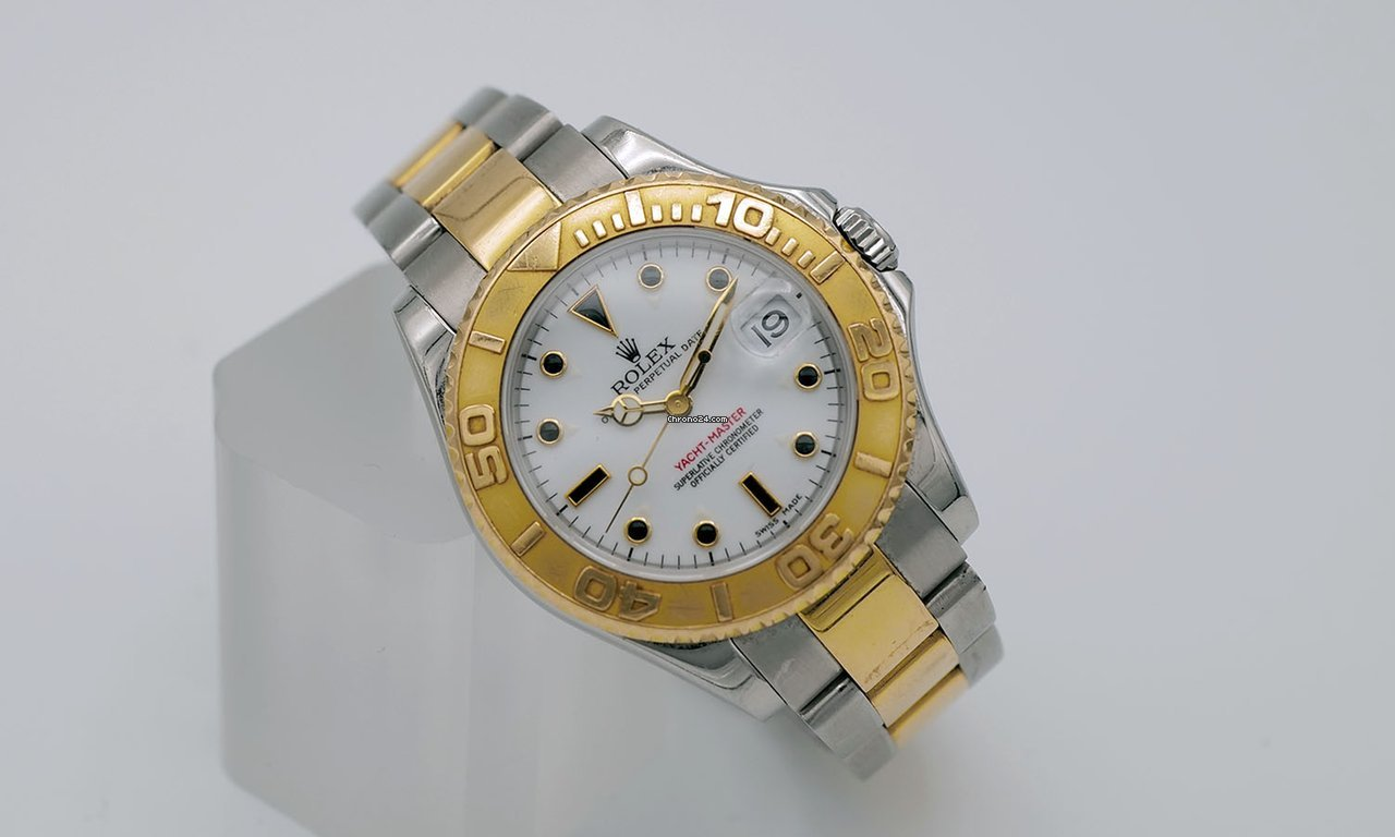 Rolex Yacht-Master 168623 2005 pre-owned