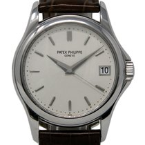 Patek Philippe 5127G-001 Or blanc 2011 Calatrava 37mm occasion