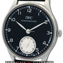 IWC Portuguese Collection Hand Wound Stainless Steel 44mm