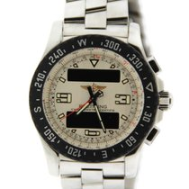 Breitling Airwolf new Quartz Watch with original box and original papers A7836434/G653