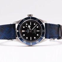 튜더 (Tudor) Heritage Black Bay Blue