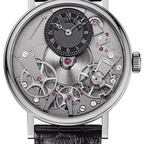 Breguet Tradition White gold 37mm Transparent