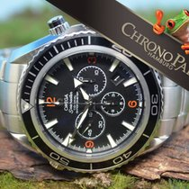 Omega 45,5mm Seamaster Planet Ocean Chronograph Co-Axial 600M