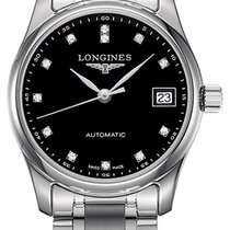 Longines Master Collection Steel 29mm Black United States of America, New York, Airmont