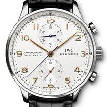 IWC Portuguese Chronograph IW371604 2020 new