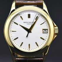 Patek Philippe Calatrava 5107J Yellow Gold