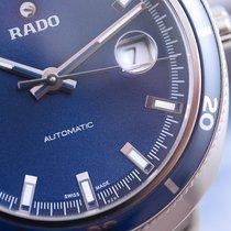 Rado D-Star Blue #R15960203 Steel/Ceramic Indexes Automatic NIB