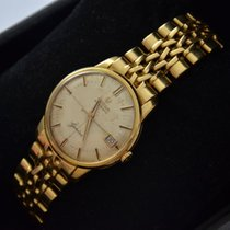 Omega automatic GENEVÉ – 18kt. Vintage luxury men's watch...