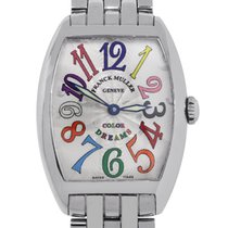 Franck Muller Stainless Steel Color Dreams Ladies Watch