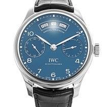 IWC Watch Portuguese Annual Calendar IW503502