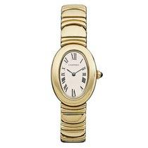 Cartier Baignoire occasion 22mm Or jaune