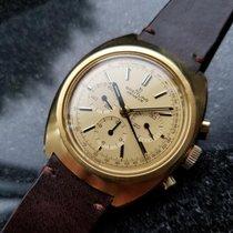 Breitling Vintage Chronograph Rare 1970s Cal.1873 Mens...