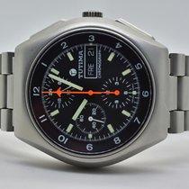 Tutima Military Chronograph Full Set