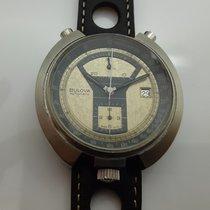 Bulova CHRONOGRAPHE BULLHEAD CHRONOMATIC AUTOMATIC CAL 12 DE 1970