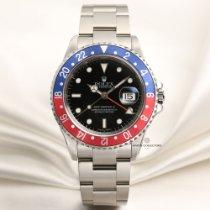 Rolex 16710 Steel GMT-Master II 40mm