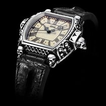Strom new Automatic Display back Central seconds Limited Edition 47mm Silver Sapphire crystal