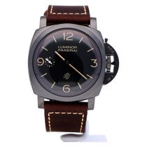 Panerai Special Editions Luminor 1950 3 Days Titanium DLC 2016...
