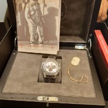 Omega Speedmaster Professional Moonwatch Steel Silver No numerals Singapore, Singapore