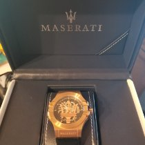 Maserati Steel Automatic R8821108002 new