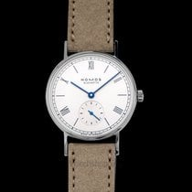 NOMOS Ludwig 33 Steel 32.8mm Silver United States of America, California, San Mateo