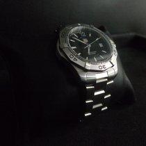 TAG Heuer Aquaracer 300M nuevo Cuarzo Reloj con documentos originales WAF1110.BA0800