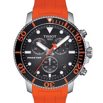 Tissot Seastar 1000 nieuw 45.5mm Staal