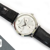 Jaeger-LeCoultre Master Control Steel 37mm Silver Arabic numerals