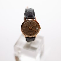 Longines Rose gold 35mm Automatic Flagship pre-owned