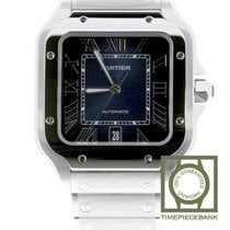 Cartier new Automatic Center Seconds 39.8mm Steel Sapphire Glass