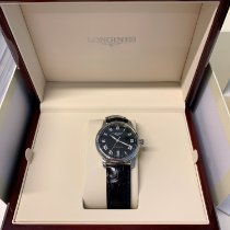 Longines Master Collection pre-owned 38mm Buckle