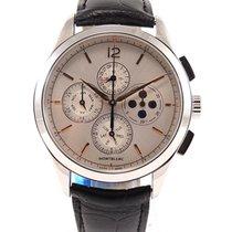 Montblanc Heritage Chronométrie Staal 42mm Zilver