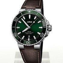 Oris Steel 43.5mm Automatic 01 733 7730 4157-07 5 24 10EB new