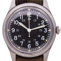 Benrus 34mm Manual winding pre-owned