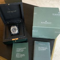 Audemars Piguet Royal Oak Offshore Diver Steel 42mm Black No numerals United Kingdom, Preston