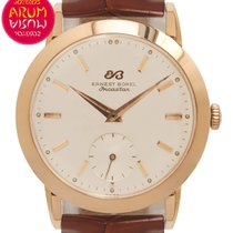 Ernest Borel Rose gold 35,5mm Manual winding pre-owned