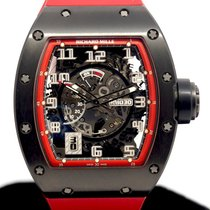 Richard Mille RM 030 Titanium 50mm Doorzichtig