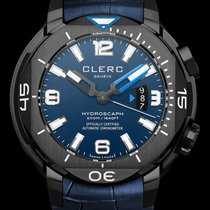 Clerc Steel 43.8mm Automatic H1-4B.11R.3 new