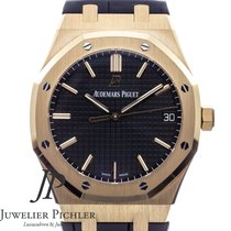 Audemars Piguet Royal Oak neu 2019 Automatik Uhr mit Original-Box und Original-Papieren 15500OR.OO.D002CR.01