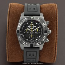 Breitling Chronomat 44 Steel 44mm Black United States of America, New York, Airmont