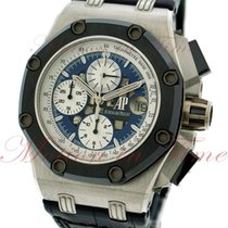 Audemars Piguet Royal Oak Offshore Rubens Barrichello II, Blue...