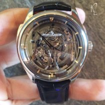 Jaeger-LeCoultre Master Grande Tradition Titan 44mm Transparent Keine Ziffern