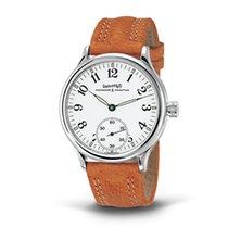 Eberhard & Co. Traversetolo piccoli secondi al 6, bianco,...