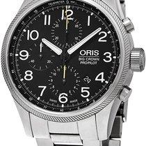 Oris Big Crown ProPilot Chronograph new Automatic Chronograph Watch with original box 77476994134MB