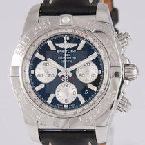 Breitling Automatic Chronograph Steel 44mm AB0110