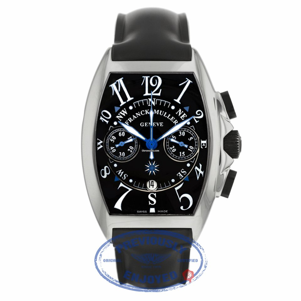 42a5474211a Franck Muller Mariner - Todos os preços de relógios Franck Muller Mariner  na Chrono24