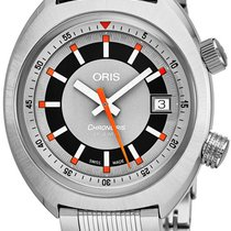 Oris Chronoris Steel Grey United States of America, New York, Brooklyn