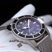 Breitling Superocean Heritage A17320 Black Dial 46mm Automatic...
