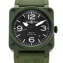 Bell & Ross Watch BR03-92 Military