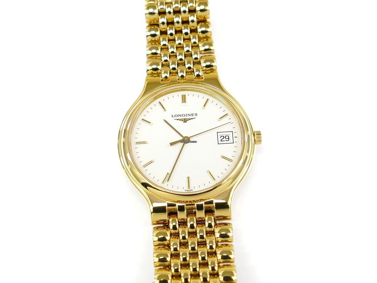 5563d3d3d76 Longines Flagship - Todos os preços de relógios Longines Flagship na  Chrono24